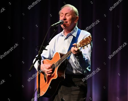 Editorial picture of Al Stewart in concert at Crest Theatre at Old School Square, Florida, USA - 13 Feb 2020