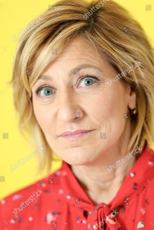 Editorial image of TV Q&A Edie Falco, New York, USA - 04 Feb 2020