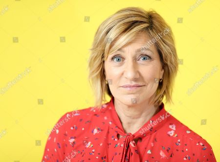 Editorial photo of TV Q&A Edie Falco, New York, USA - 04 Feb 2020