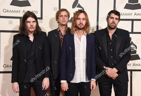"""Dominic Simper, Jay Watson, Kevin Parker, Cam Avery. Dominic Simper, from left, Jay Watson, Kevin Parker, and Cam Avery of Tame Impala arrive at the 58th annual Grammy Awards at the Staples Center in Los Angeles. Time can be a comfort or curse. It can heal, but it can also compress, building up a pressure that begs for release. """"The Slow Rush"""" by Tame Impala, seems to be just that ó a discharge of the creative pressure that was mounting after years of fans questioning, """"What will Tame Impala do next?"""" The success of the psychedelic rock band's 2015 """"Currents"""" allowed them to become one of the defining rock groups of the last decade. And with this album, they've delivered once again"""