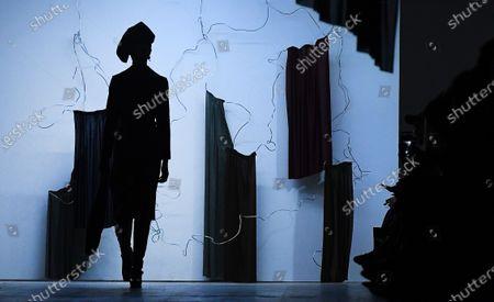 Editorial image of Richard Malone - Runway - London Fashion Week Autumn Winter collections, United Kingdom - 14 Feb 2020