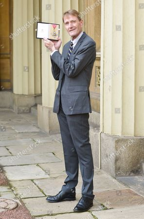 Stock Photo of James Grant, primarily known by his pen name Lee Child, receives a CBE for Services to Literature