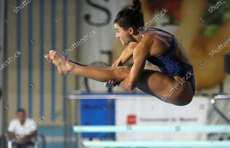 Editorial image of FINA Diving Grand Prix Madrid 2020, Spain - 14 Feb 2020