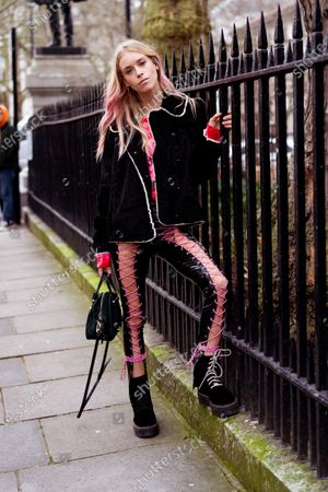 Stock Picture of Mary Charteris