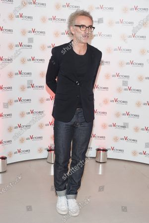 Editorial photo of 35th Victoires de la Musique Awards, Arrivals, Paris, France - 14 Feb 2020
