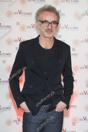 Editorial image of 35th Victoires de la Musique Awards, Arrivals, Paris, France - 14 Feb 2020