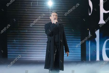 Stock Image of Florent Pagny