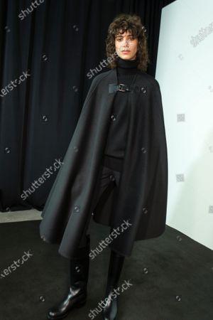 Mica Arganaraz Backstage