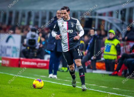 Mattia De Sciglio of Juventus