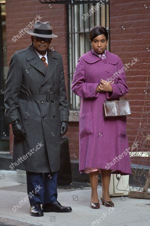 Forest Whitaker and Jennifer Hudson