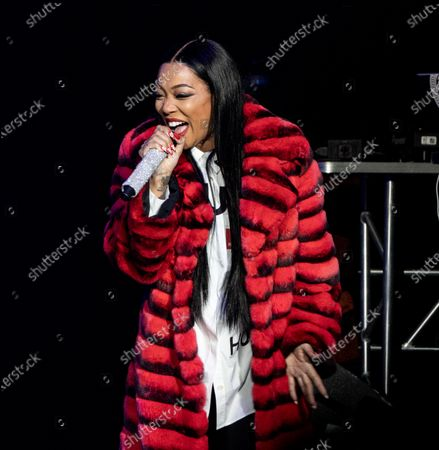 Stock Picture of Keyshia Cole