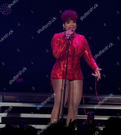 Editorial picture of A Night Of Love concert at Prudential Center, Newark, New Jersey, USA - 14 Feb 2020