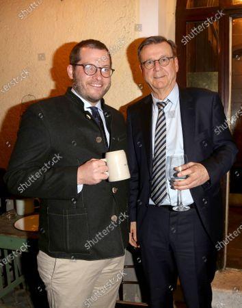 Julian Reichelt and Hans Mahr