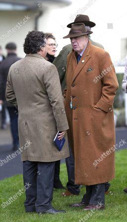 Editorial picture of Betfair Ascot Chase Raceday, Ascot, Berkshire, UK - 15 Feb 2020