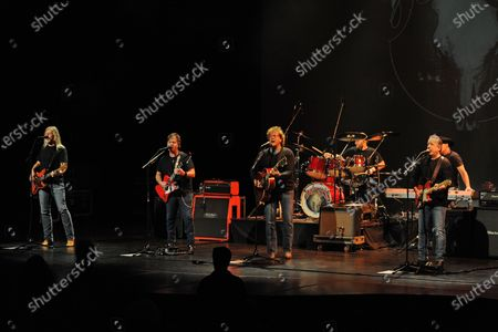 The Outlaws - Randy Threet, Dale Oliver, Henry Paul, Dave Robbins and Steve Grisham