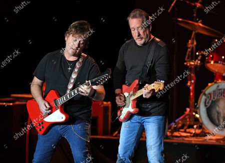 Stock Image of The Outlaws - Dale Oliver and Steve Grisham
