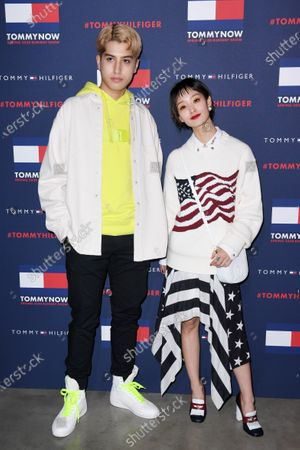 Stock Image of Kemio and Ayame Goriki