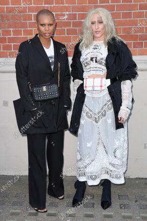 Skin aka Deborah Anne Dyer and Ladyfag