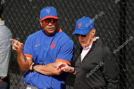Editorial photo of Mets Spring Baseball, Port St. Lucie, USA - 15 Feb 2020