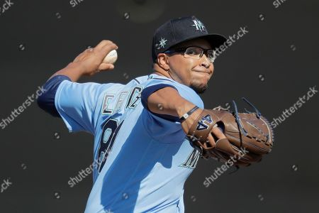 Editorial picture of Mariners Spring Baseball, Peoria, USA - 15 Feb 2020