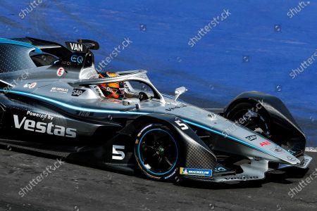 Editorial image of Grand Prix of Formula E in Mexico City - 15 Feb 2020