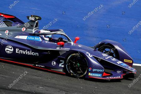 Editorial photo of Grand Prix of Formula E in Mexico City - 15 Feb 2020