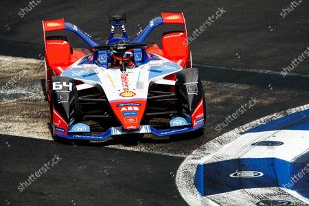 Editorial picture of Grand Prix of Formula E in Mexico City - 15 Feb 2020