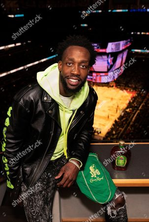 Point Guard Patrick Beverley celebrates the launch of the ROYAL APPLE GOODS capsule collection with Crown Royal Regal Apple in his hometown during basketball's star-studded weekend, in Chicago