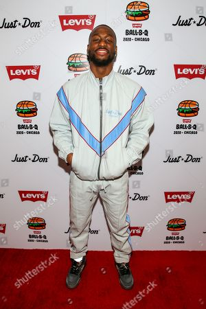 Editorial picture of Levi's Annual Ball-B-Que during All Star Weekend, The Godfrey Hotel Rooftop, Chicago, USA - 15 Feb 2020