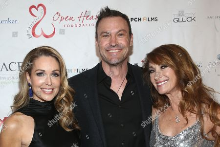 Editorial picture of Open Hearts Foundation 10th Anniversary, Arrivals, Los Angeles, USA - 15 Feb 2020