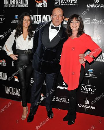 Stock Picture of guest, Terry Stone and Vicki Michelle