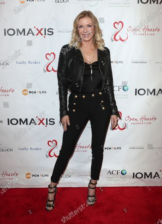 Editorial image of Open Hearts Foundation 10th Anniversary, Arrivals, Los Angeles, USA - 15 Feb 2020