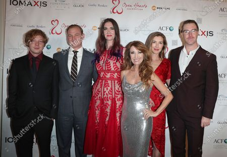 Editorial photo of Open Hearts Foundation 10th Anniversary, Arrivals, Los Angeles, USA - 15 Feb 2020