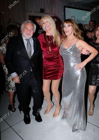 Stock Picture of David Gree, Linda Thompson, Jane Seymour
