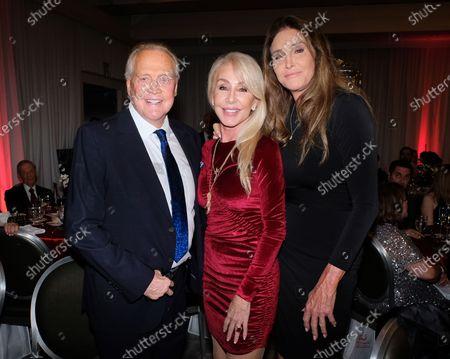 Lee Majors, Caitlyn Jenner, Linda Thompson