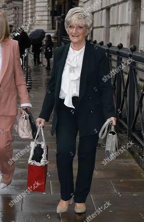 Sandra West, David Beckham's mother