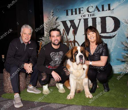 Ricky Rayment & family