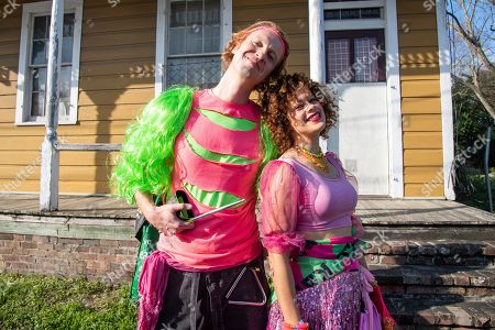 Editorial image of Krewe of Freret 2020, New Orleans, USA - 15 Feb 2020