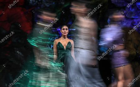 Editorial photo of Amit Aggarwal - Runway - Lakme Fashion Week Summer/Resort 2020, Mumbai, India - 16 Feb 2020