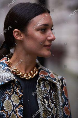 Stock Picture of Anisa Sojka