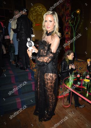 Editorial picture of Scott Henshall & Lady Victoria Hervey 'Hervey Henshall' brand launch party, Fall Winter 2020, London Fashion Week, UK - 16 Feb 2020