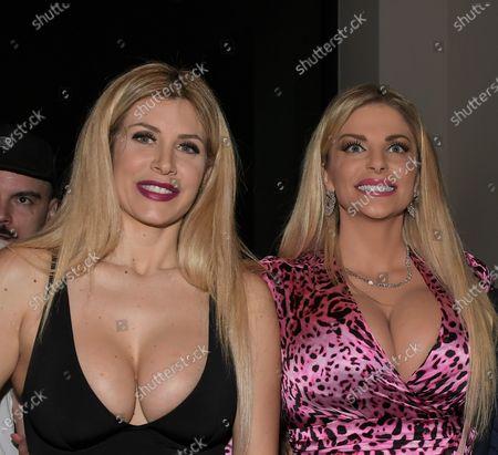 Francesca Cipriani and Paola Caruso