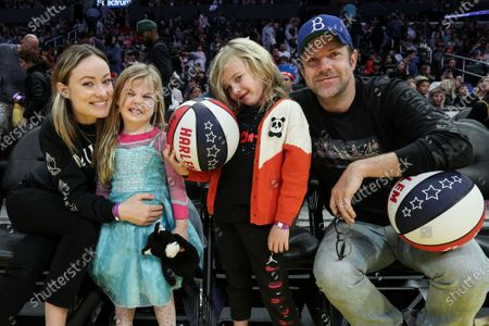 Editorial image of Celebrities attend Harlem Globetrotters game, Los Angeles, USA - 16 Feb 2020