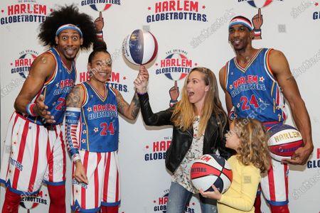 Alijah Baskett and Kendra Wilkinson