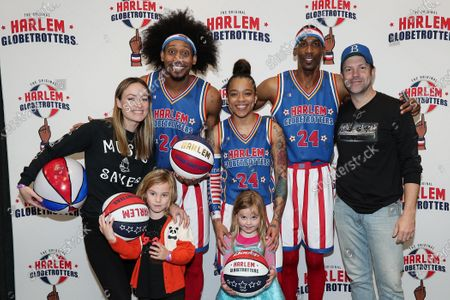 Editorial picture of Celebrities attend Harlem Globetrotters game, Los Angeles, USA - 16 Feb 2020
