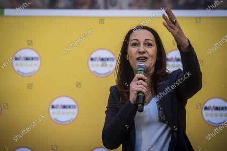Paola Taverna of 5 Star Movement