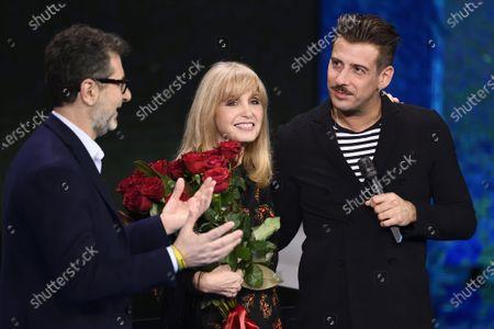 Fabio Fazio, Dori Ghezzi