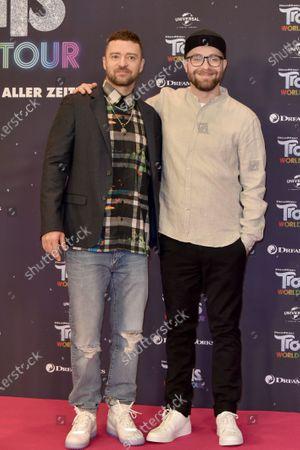 Justin Timberlake, Mark Forster