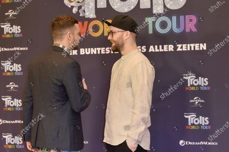Editorial photo of 'Trolls World Tour' film photocall, Berlin, Germany - 17 Feb 2020