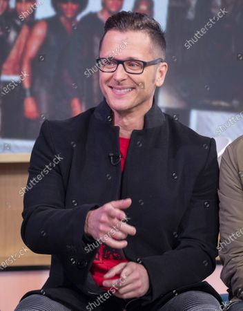 Editorial picture of 'This Morning' TV show, London, UK - 17 Feb 2020